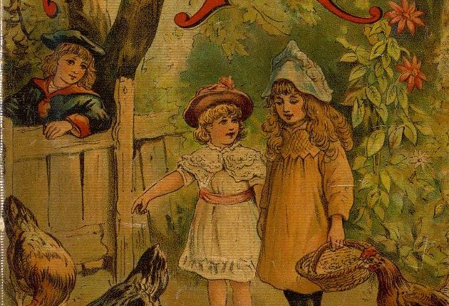 Antique kids books--VLifestyle.org