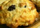 Cranberry Pine Nut Scones Recipe