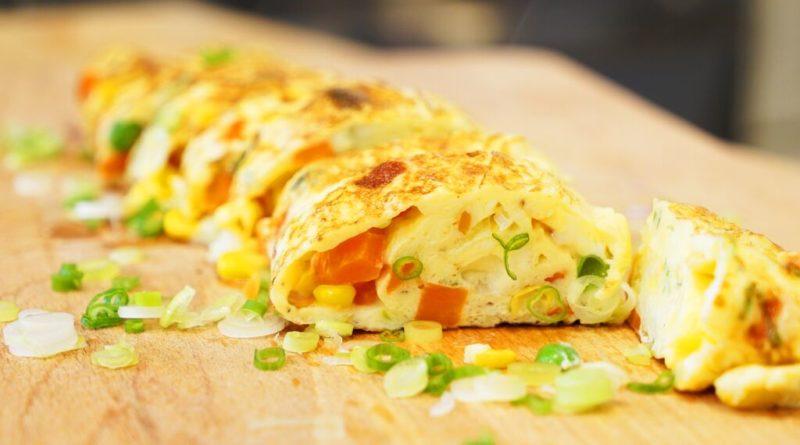 Egg roll recipe-VLifeStyle.org