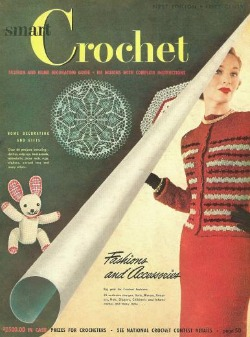 Smart Crochet magazine 1920-VLifestyle.org