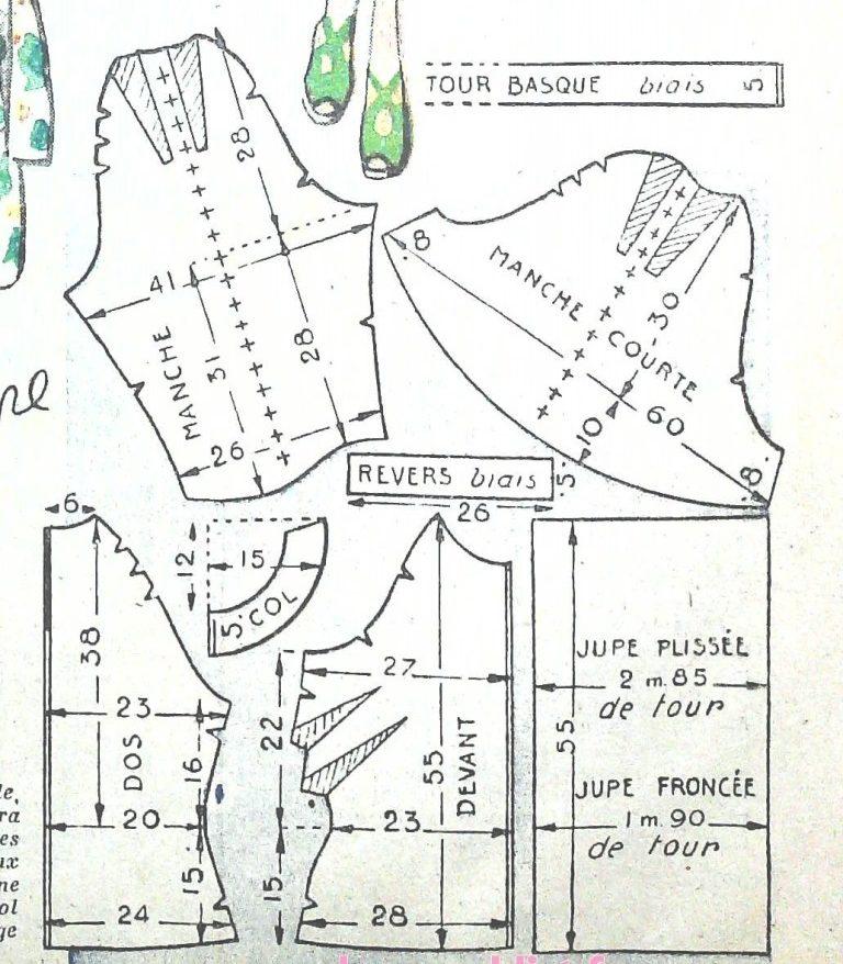 Free Vintage sewing pattern--VLifestyle.org