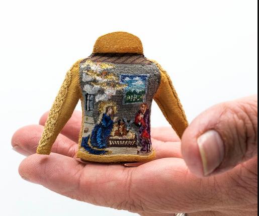 Рукодельное мастерство в миниатюре